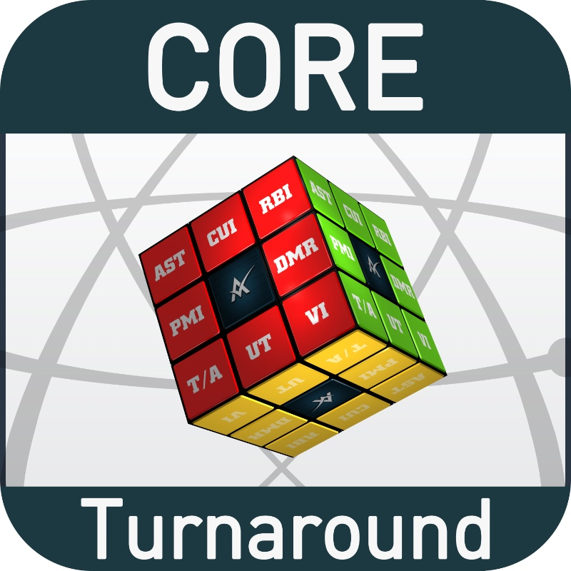 CORE Turnaround Execution - Digitizing the Inspection and QC of the Turnaround wall chart tracking process