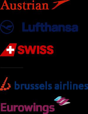 Lufthansa Group Logos.png