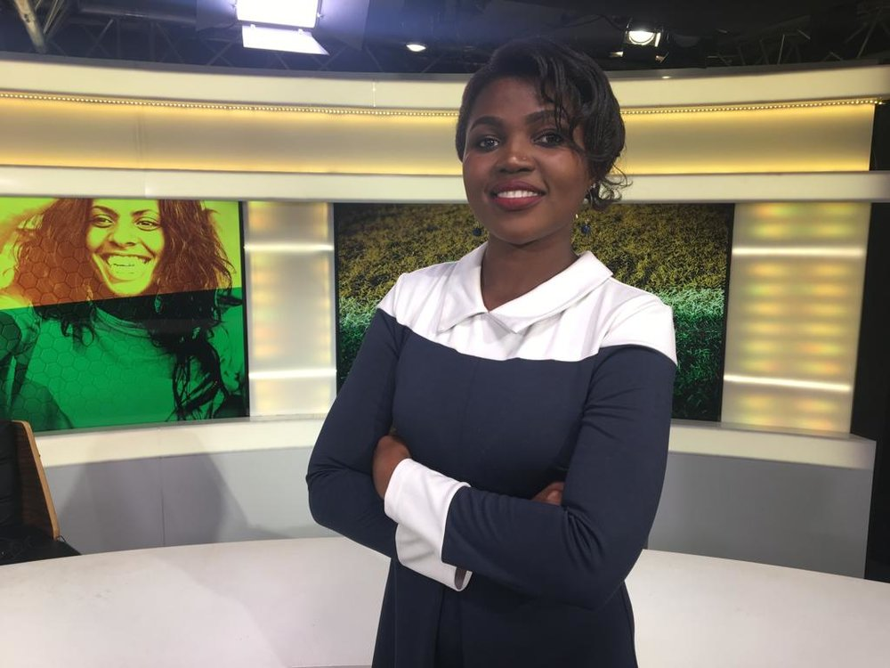 Raziah Athman - Africanews