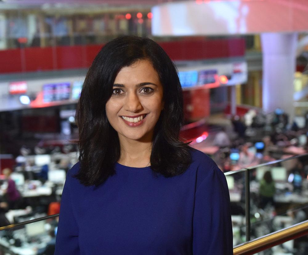 Nisha Kapur-BBC Africa