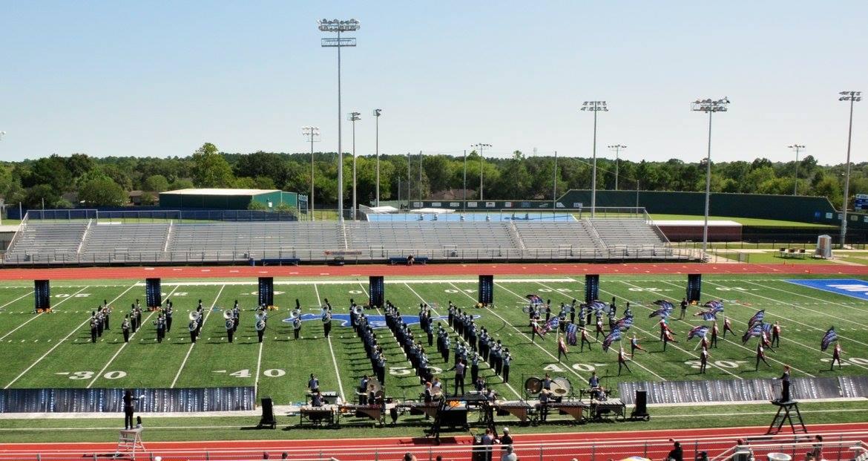 Scholarship Foster Falcon Band