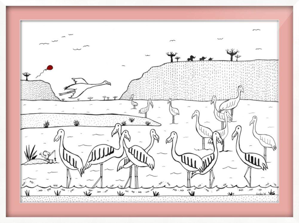 Dancing Flamingos_Pastel Pink.jpg