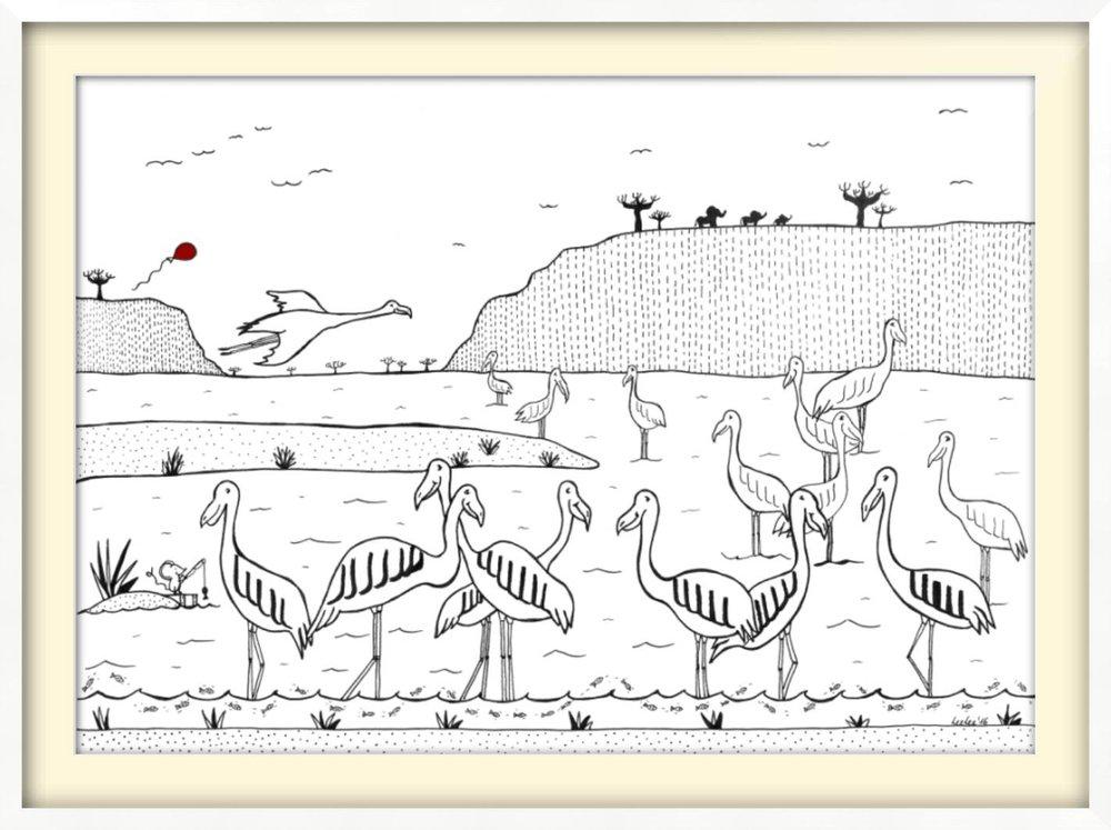 Dancing Flamingos_Buttermilk.jpg
