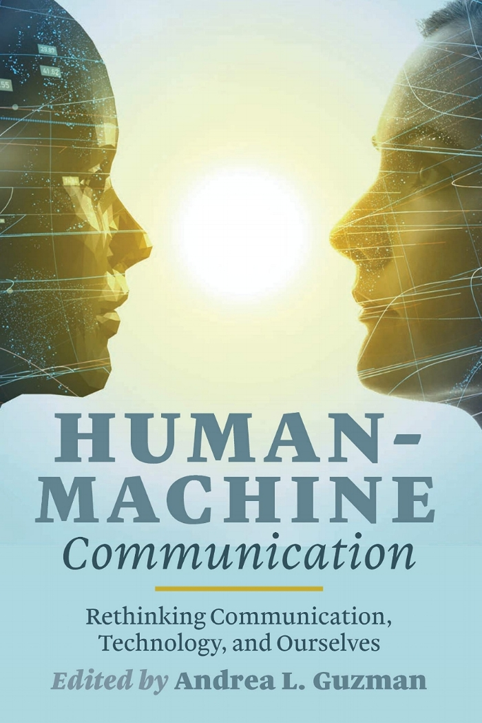 Cover for  Human-Machine Communication