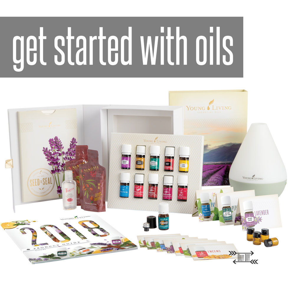 Get Started With Essential Oils Oily Diy