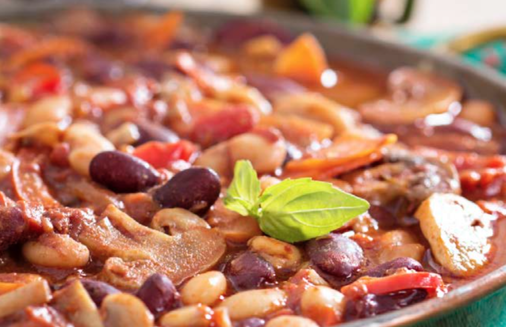 (Vegan) Chili → -