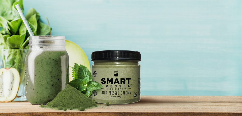 Smart Pressed Juice Cold Pressed Greens