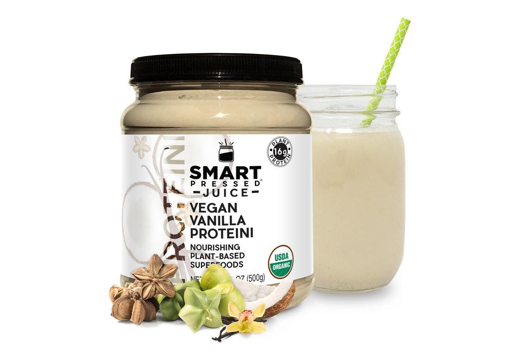 Vegan Vanilla Proteini -