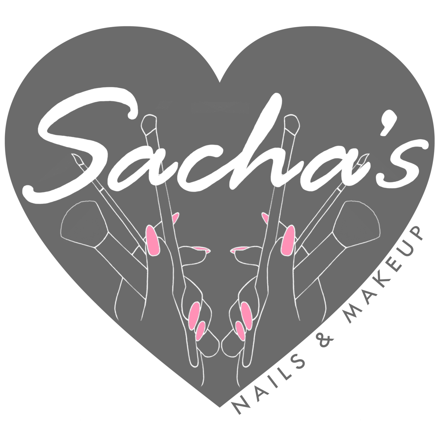 Glasgow Gel + Acrylic Nails, Make Up | Sacha Make Up + Nail Artist