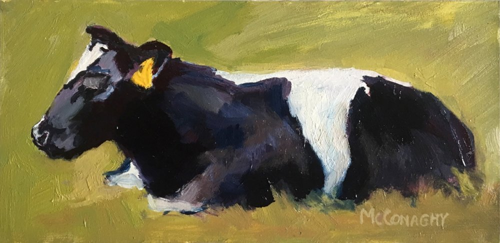 3x6 Taking a Rest cow.jpg