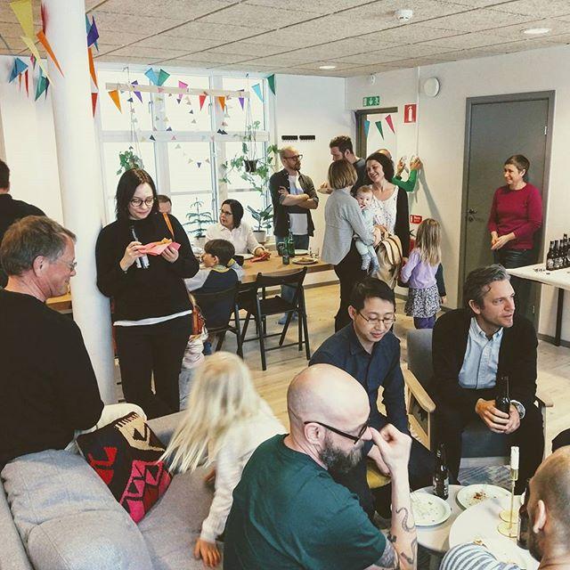 Igår firade vårt coworking space House of Ada ett år! Ser det trevligt ut? Letar du plats? Vi har några öppningar - hör av dig!