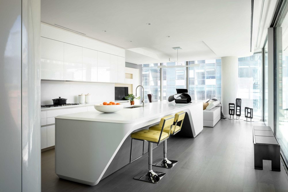 Zaha Hadid's High Line at 520 West 28th Street Condo Releases