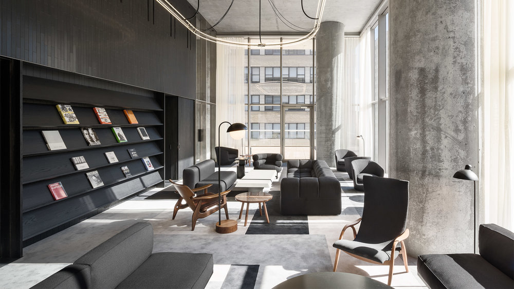 Amenity Space at Herzog & de Meuron's 56 Leonard Finally Unveiled