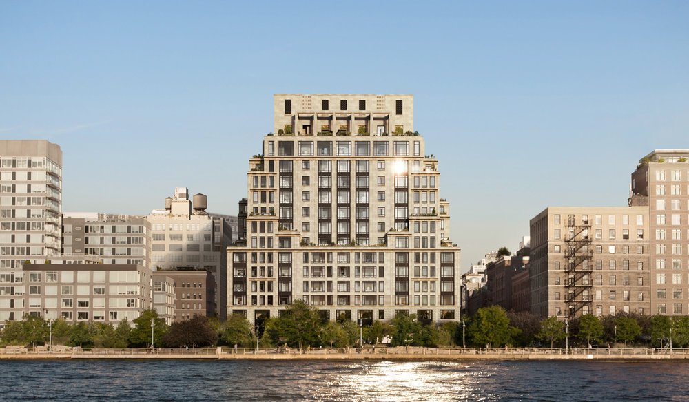 Construction Update: Robert A.M. Stern's 70 Vestry Topps Off in Tribeca