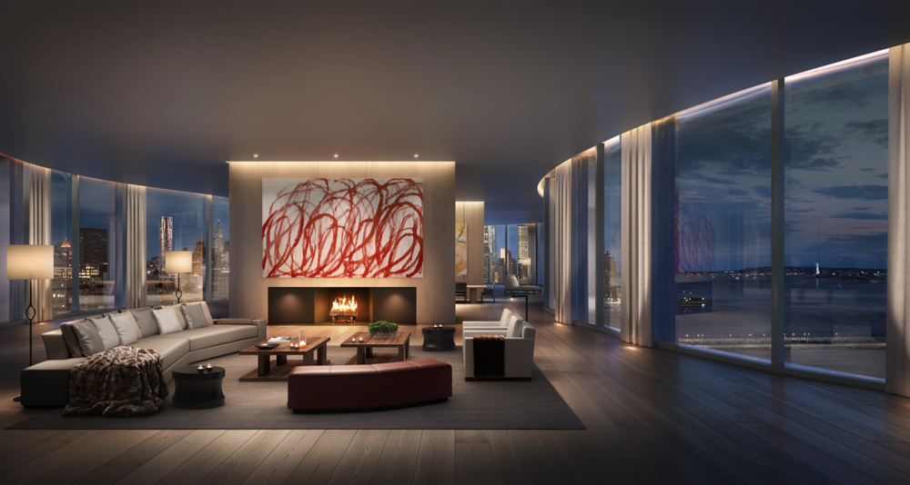 5 Bedroom Penthouse North Asking $48.5 Million in Ian Schrager's 50% Sold 160 Leroy Street