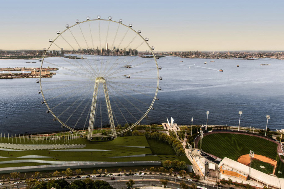 Staten Island's New York Wheel Observation Wheel Hit With Lawsuits
