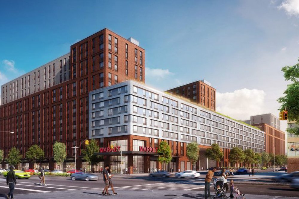 Dattner Designed East Brooklyn Affordable Housing Complex Releases Renderings