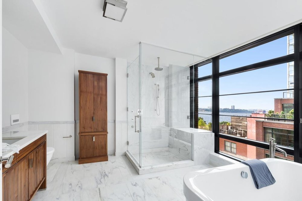 Featured Listing: West Village Duplex at 150 Charles With Views of Hudson River Lists for $11.75 Million
