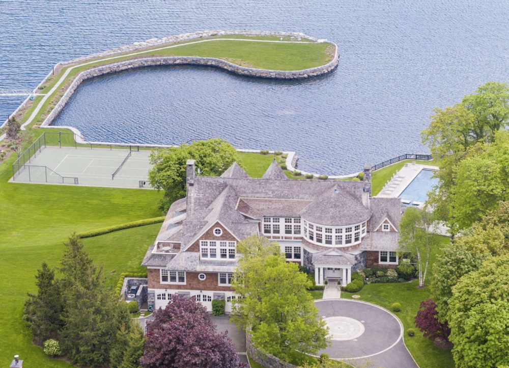 Featured Listing: Rye Waterfront with Long Island Sound Views lists for $15.25 Million
