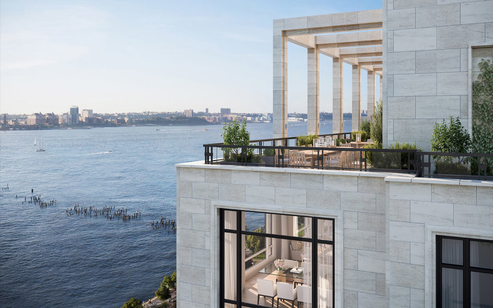 $65 Million Penthouse at Related Companies' 70 Vestry Goes Under Contract