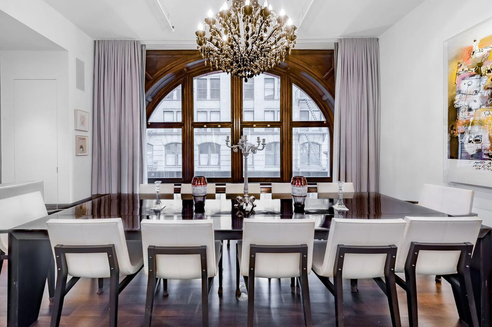 Featured Listing: Stunning Bleecker Street Designer Loft Asks $10 Million in NoHo