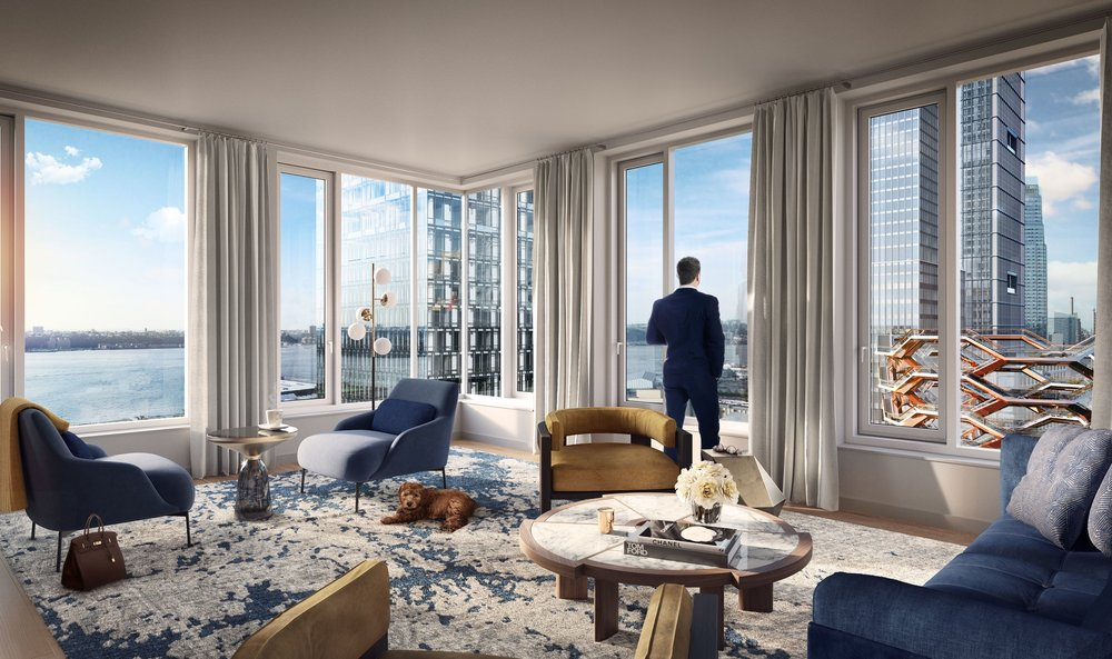 Related Companies Launches Leasing at One Hudson Yards