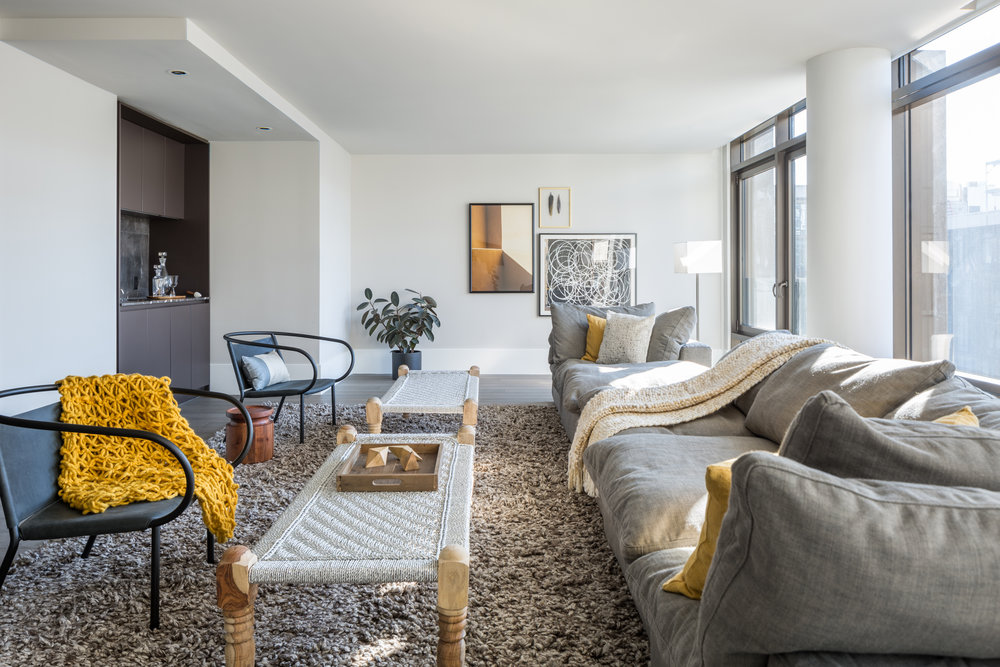 Featured Listing: Tour Williamsburg, Brooklyn's Most Expensive Model Penthouse in The Oosten