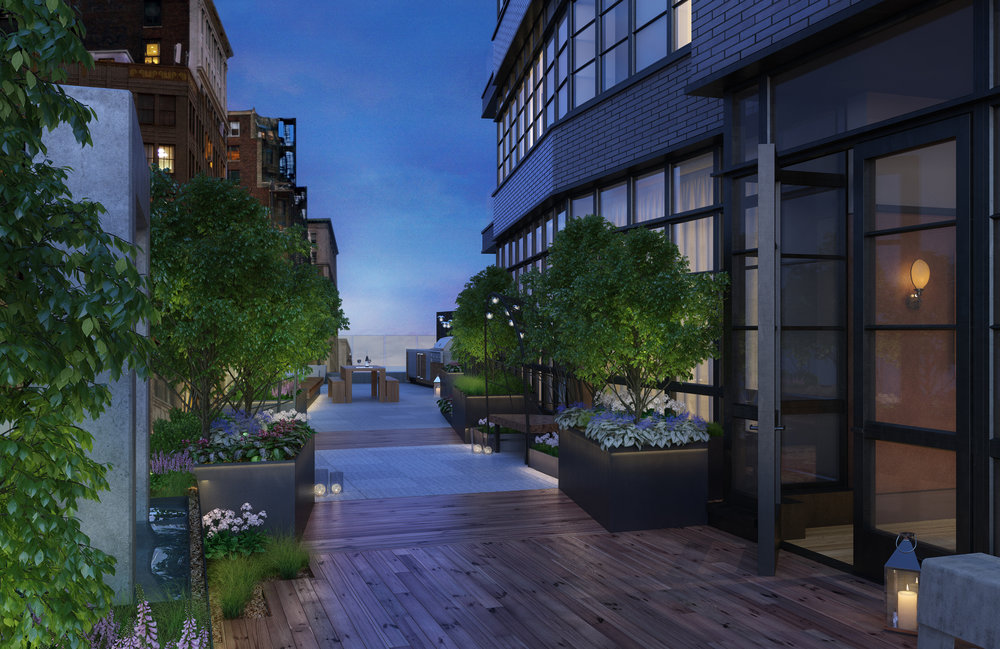 Construction Update: The NOMA From Alchecmy Properties Tops Off in MoMaD