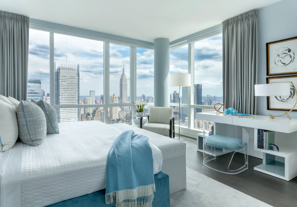 Featured Listing: Tour The Jamie Drake Designed Hudson Yards Penthouse At  Manhattan View At MiMA