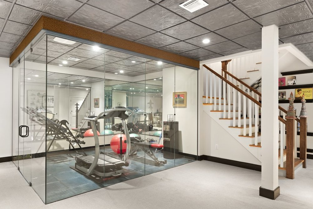 Featured Listing: Tour the Luxurious Sagaponack Estate With An Insane Glass Gym