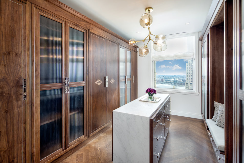 Tour A Lavish, Alan Tanksley Designed Residence in Woolworth Tower Residences