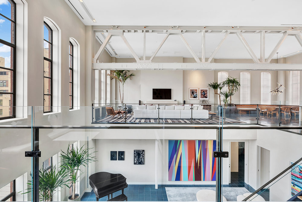 Featured Listing: Step Inside a Trendy Beaux-Arts Loft in Chelsea's 213 West 23rd Street