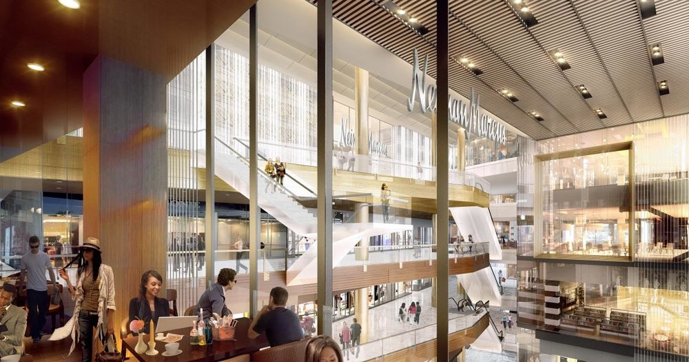 Neiman Marcus Downsizing Their Future Flagship Store in Related Companies' Hudson Yards