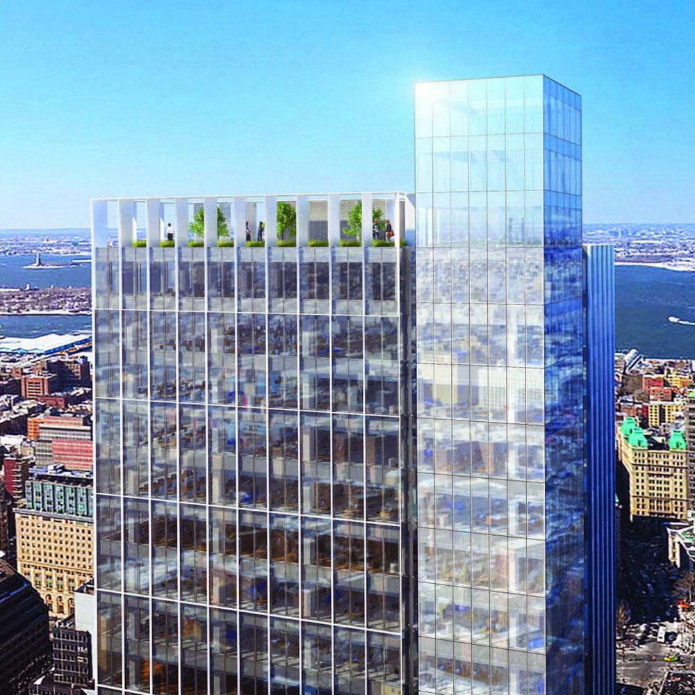 420-Albee-Square-New FXFowle-Designed Office Tower Coming to Downtown Brooklyn