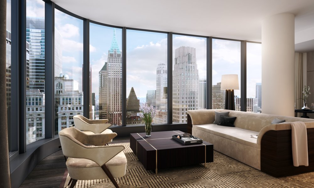 UNVEILED, The Rafael Viñoly-Designed 125 Greenwich Street From Bizzi & Partners Development