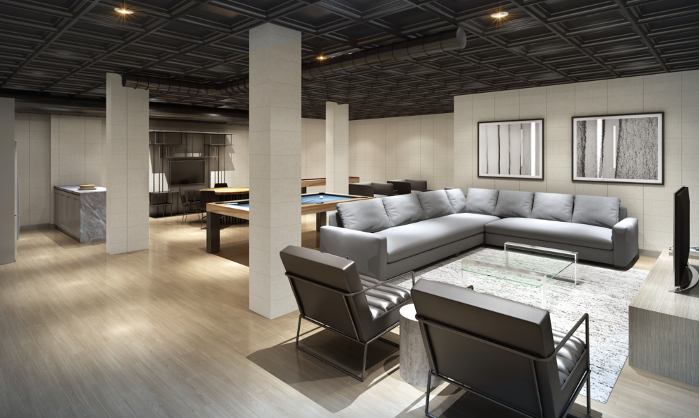 LeFrak Reveals Amenities At Murray Hill Marquis