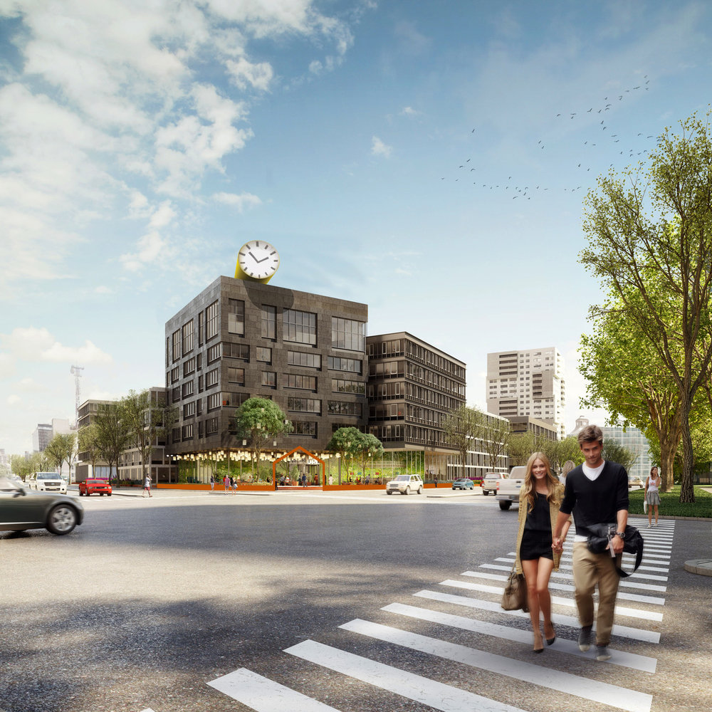 Stamford Urby Breaks Ground in Downtown Stamford, Reinventing Rental Housing in Connecticut