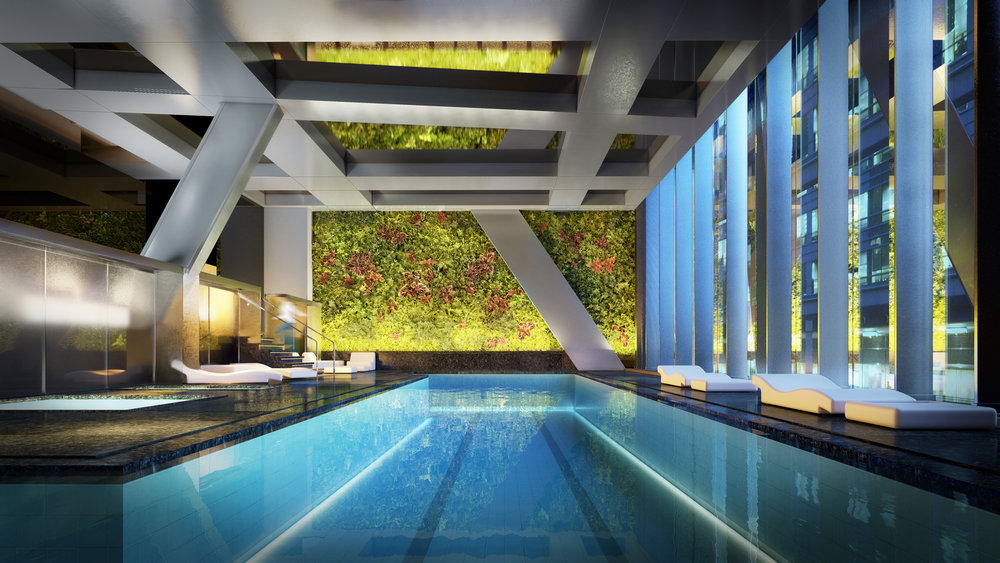The Jean Nouvel-Designed 53W53 Releases New Renderings Including Theirry Despont-Designed Interiors