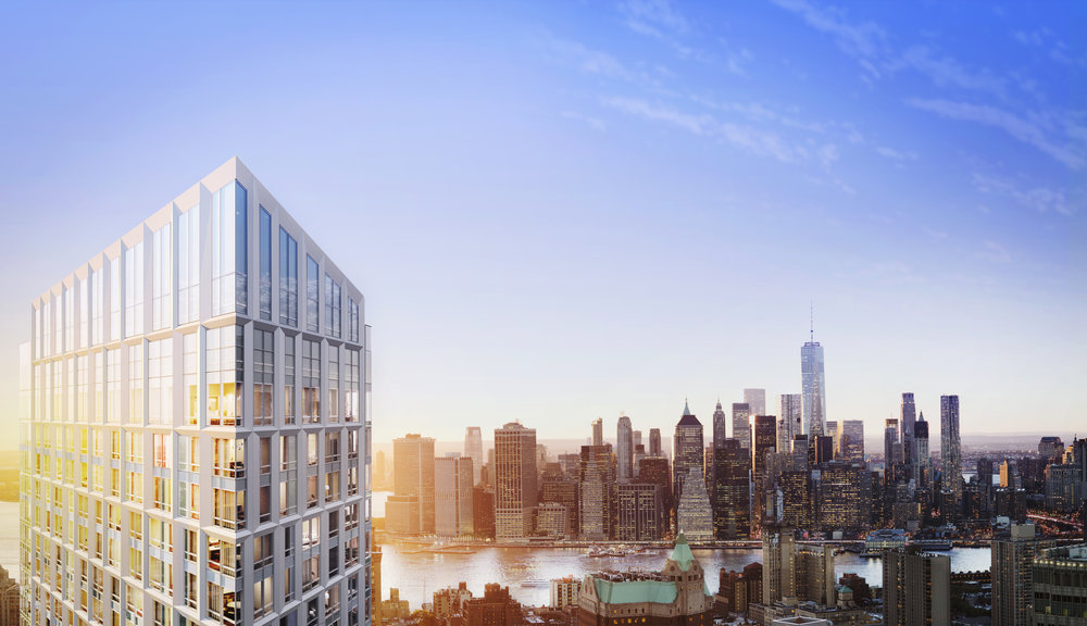 Extell Development Breaks Into Brooklyn & Launches Teaser Site For The Skyline Changing Brooklyn Point