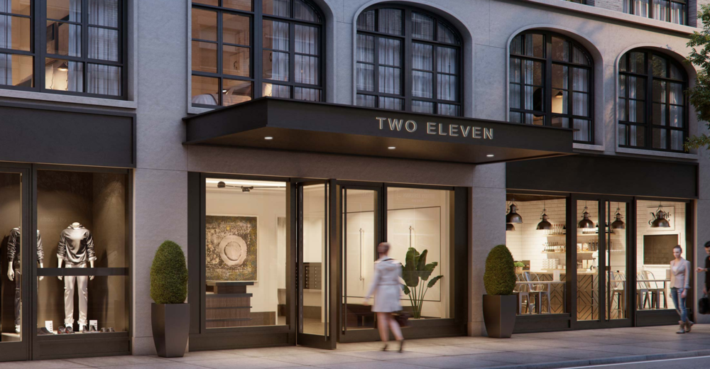 Oestreicher Properties & GPB Capital Holdings, LLC. Officially Launch Sales at 211 Schermerhorn in Boerum Hill