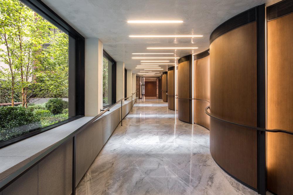 Extell Development Reveals Workshop/APD-Designed Amenities for West SoHo's 70 Charlton