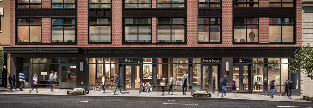 800 Union in Brooklyn's Park Slope Officially Launches Leasing