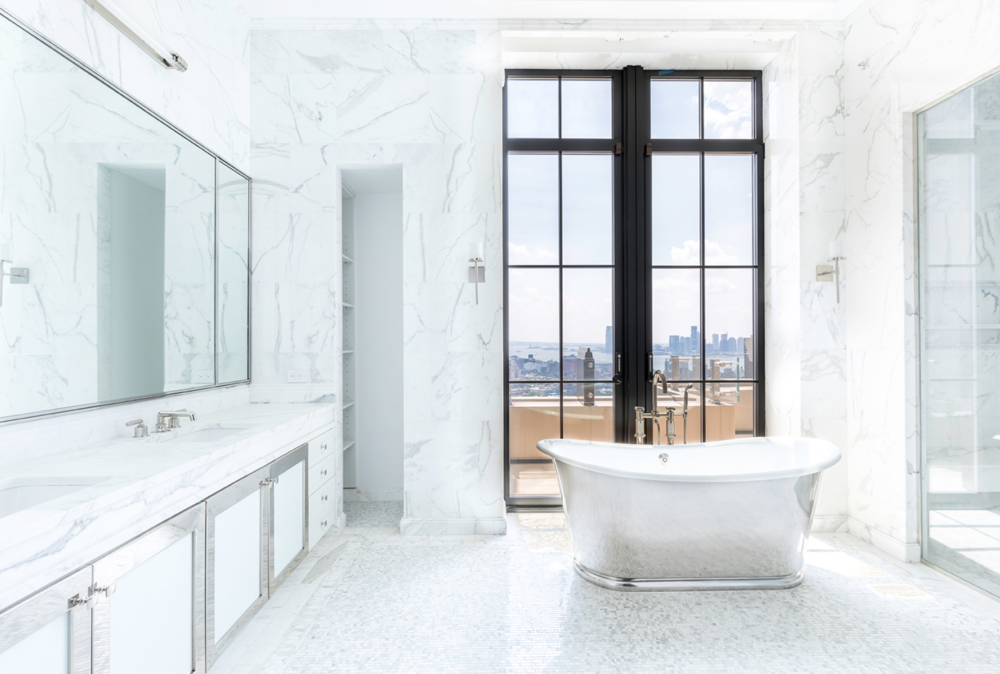 Featured Listing: Check-Out The $45 Million Ultra-Luxe Penthouse in Downtown's One Walker Tower