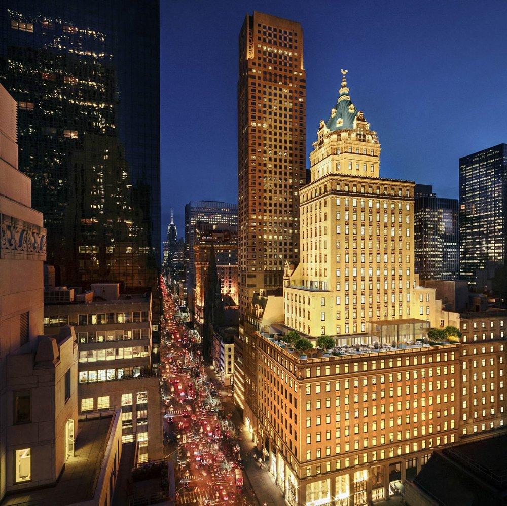 Details Revealed On The Multi-Million Dollar Condos at Vladislav Doronin's Aman New York