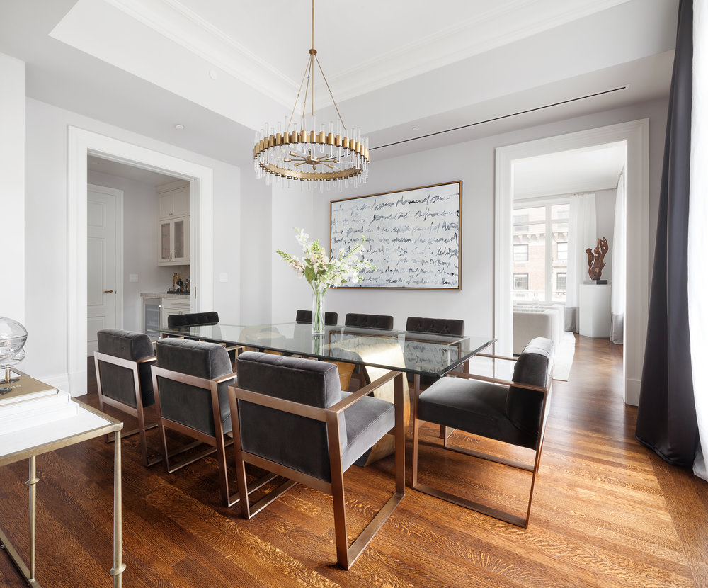 Check-Out A Newly Revealed Residence at Robert A.M. Stern's Luxurious 20 East End Avenue