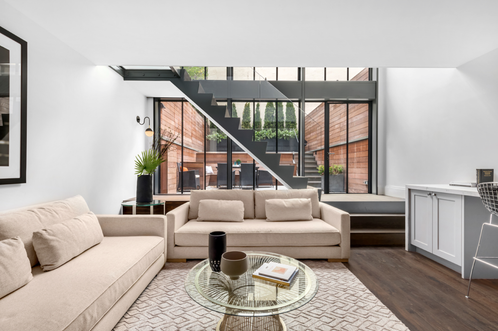 Featured Listing: Explore A Luxurious Span-Architecture-Designed West Village Townhouse Asking $16.95 Million