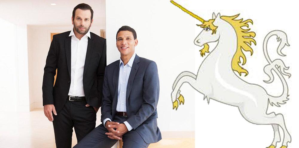 Ori Allon (Founder & Executive Chairman) and Robert Reffkin (Founder & CEO)
