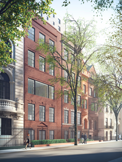 Russian Billionaire Roman Abramovich's Upper East Side Megamansion Redesign Approved By The Landmarks Preservation Commission