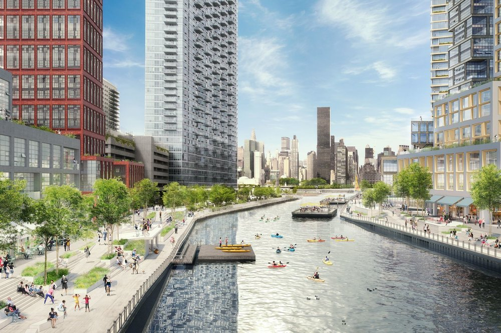 Plaxall Realty Proposes Rezoning To Bring 5,000 New Residential Units to Long Island City