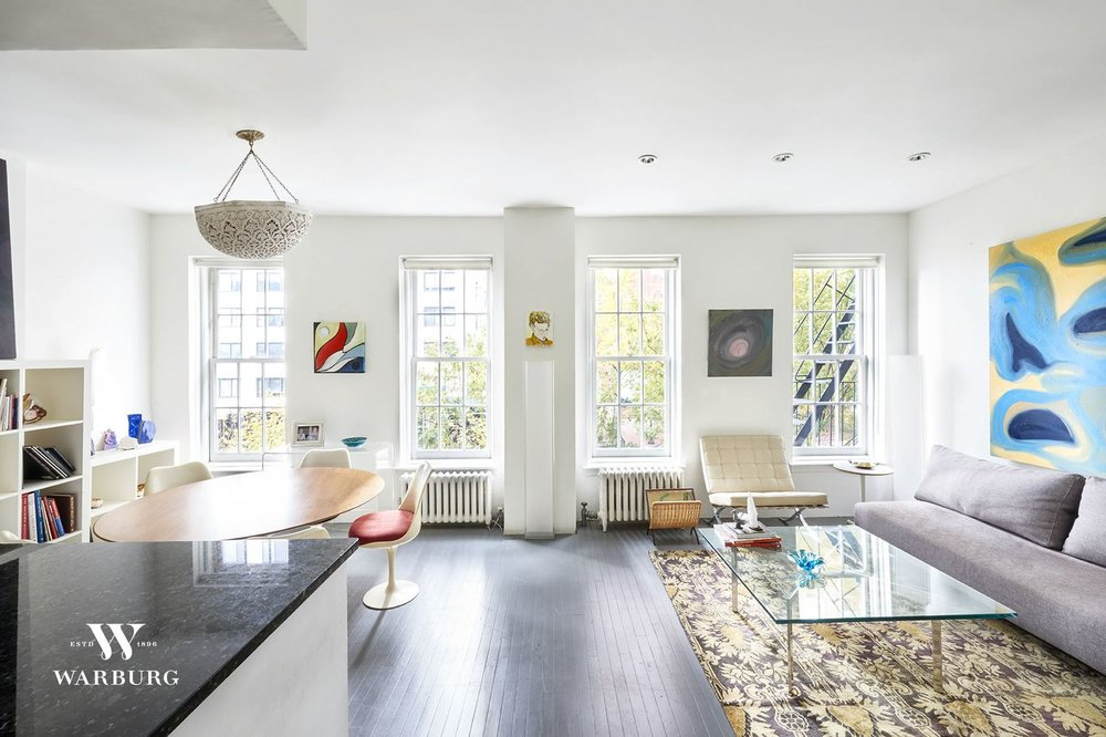 Featured Listing: Explore A Modern Upper East Side Duplex Asking $1.4 Million